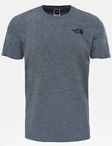The North Face Men's Red Box Tee Medium Grey Heather