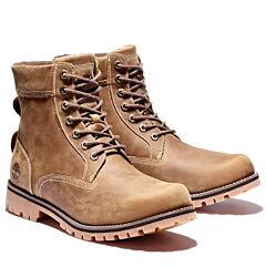 Timberland Rugged Waterproof II 6 Inch Boot Saddle