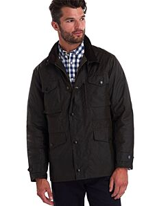 Barbour Sapper Jacket Olive