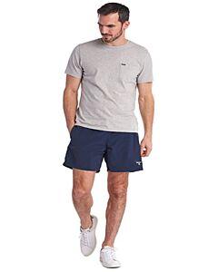 "Barbour Essential Logo 5"" Swim Shorts Navy"