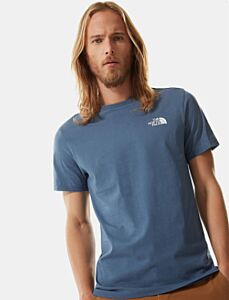 The North Face Simple Dome T-Shirt Vintage Indigo