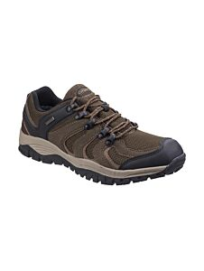 Cotswold Men's Stowell Low Hiking Shoe Brown