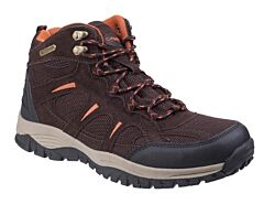 Cotswold Men's Stowell Hiking Boot Dark Brown