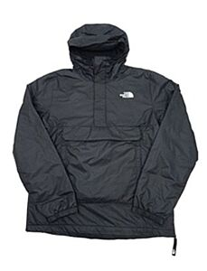 The North Face Insulated Fanorak Black