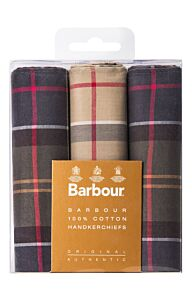 Barbour Handkerchief Boxed Set Classic Tartan (TA11)