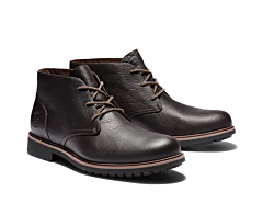 Timberland Men's Stormbuck Chukka Boots Dark Brown