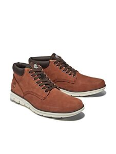 Timberland Bradstreet Chukka Leather Boots Brown