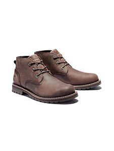 Timberland Larchmont II Waterproof Chukka Boot Dark Brown Nubuck