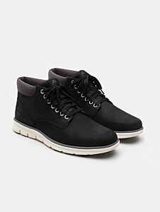 Timberland Men's Bradstreet Chukka Leather Boots Black