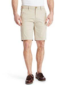 Timberland Straight Chino Shorts Humus