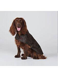 Barbour Wax Dog Coat Olive