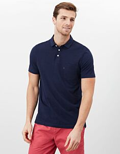 Joules Whitby Polo Shirt French Navy