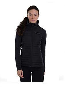 Berghaus Women's Nula Hybrid Insulated Jacket Black