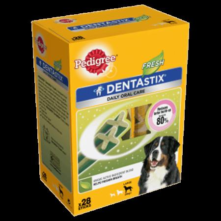 Pedigree Dentastix Fresh Large Dog 28 Pack