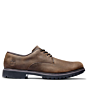 Timberland Stormbucks Plain Toe Oxford Shoe Dark Brown