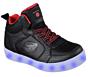 Skechers Boys Energy Lights Tarvos Black/Red
