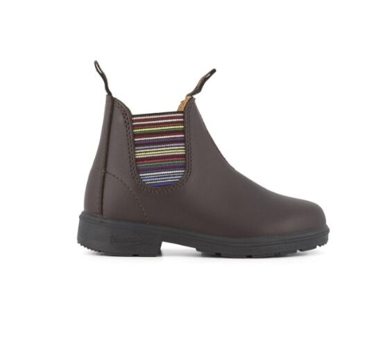 Blundstone Classic Kids 1413 Chelsea Boot Brown