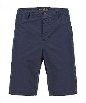 Musto Poplin Chino Shorts Navy