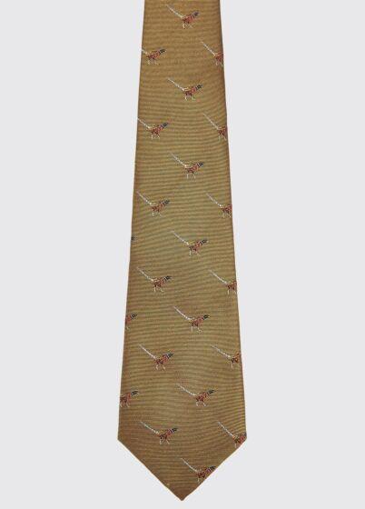 Dubarry Madden Silk Tie Gold