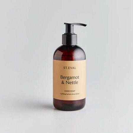 St Eval Liquid Hand Soap Bergamot & Nettle