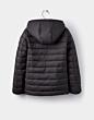 Joules Boys Travis Fleece Lined Puffer Jacket Coal