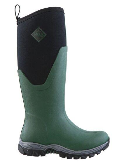 Muck Boots Women Arctic Sport II Tall Green/Black