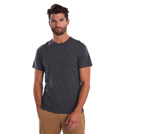 Barbour Sports T-Shirt Slate Marl