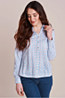Mistral Slub Jersey Print Shirt Multi