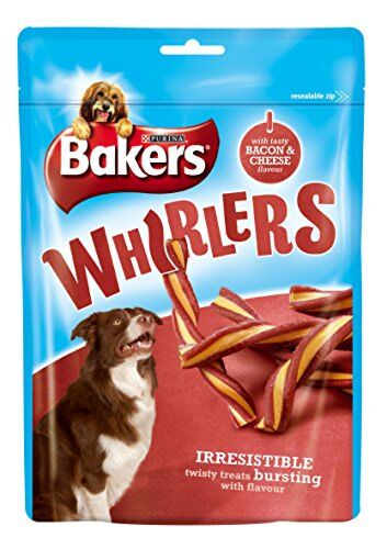 Bakers Dog Whirlers 175g