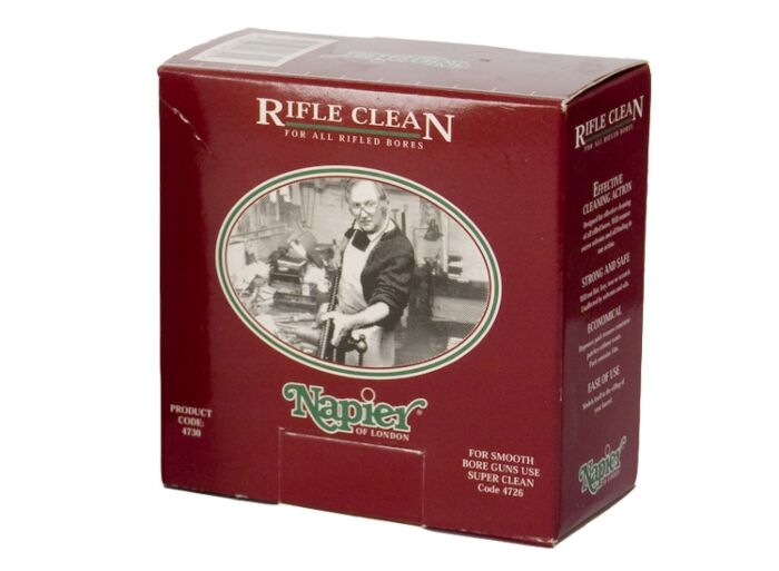 Napier Rifle Clean