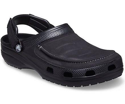 Crocs Classic Yukon Vista II Clogs Black