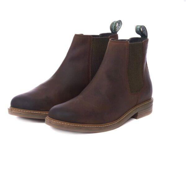 Barbour Farsley Boots Choco