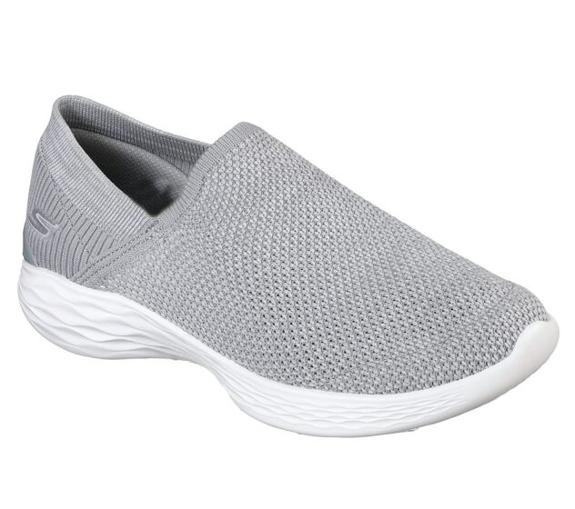 Skechers YOU - Rise Grey Clearance