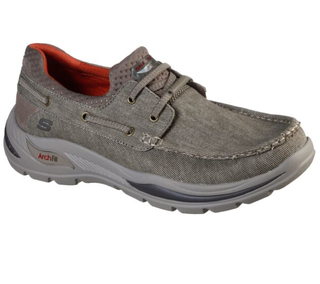 Skechers Arch Fit Motley Oven Tan