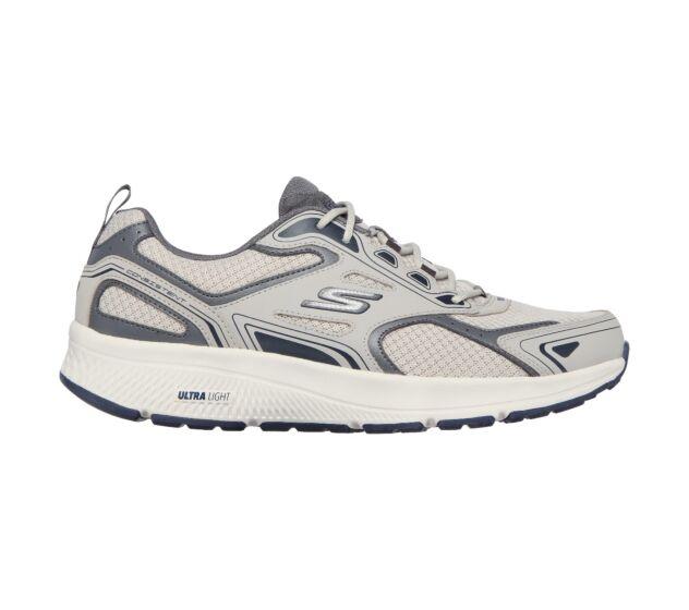 Skechers GoRun Consistent Grey/Navy