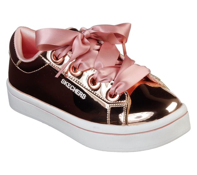 Skechers Hi Lites Liquid Rose Gold