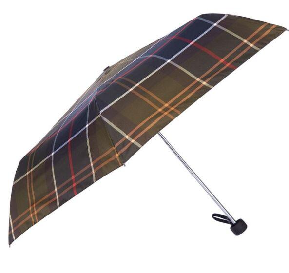 Barbour Portree Umbrella Classic Tartan