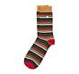 Barbour Tartan Stripe Socks Classic Tartan