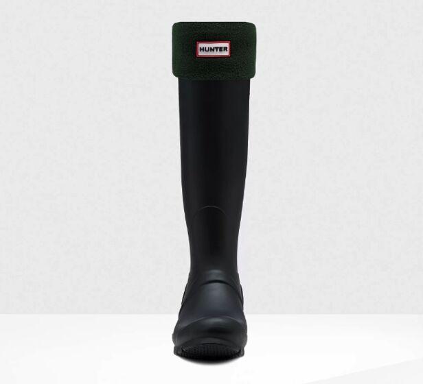 Hunter Boot Socks Dark Olive