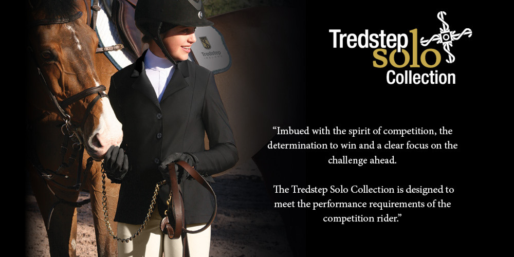 Introducing the Tredstep Solo Collection... Ready to Win?