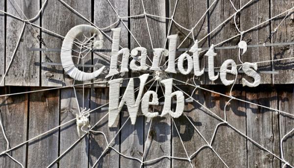 EB White: Charlotte's Web