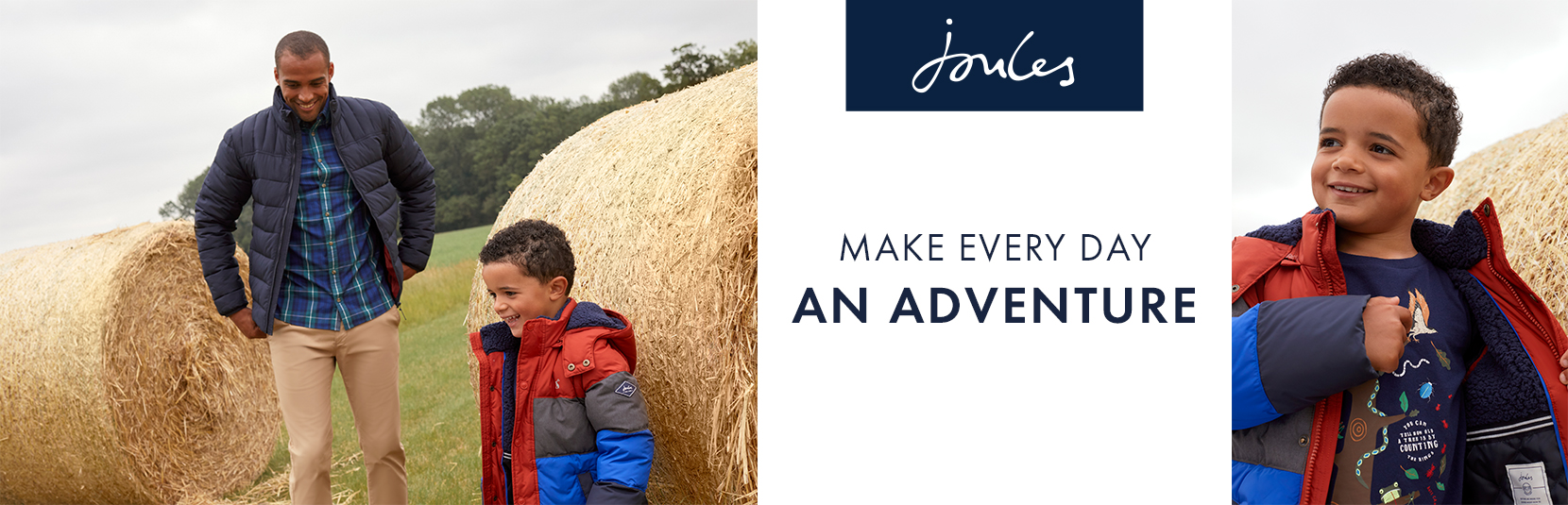 Joules banner