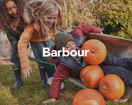 Barbour Brand Box