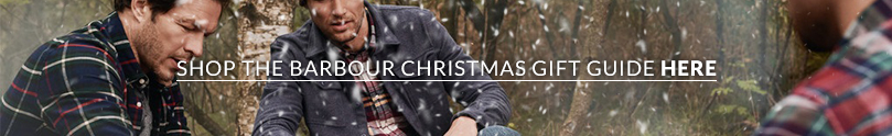 Barbour Christmas Gift Guide